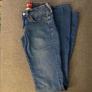 Lucky Brand Straight Leg Jeans